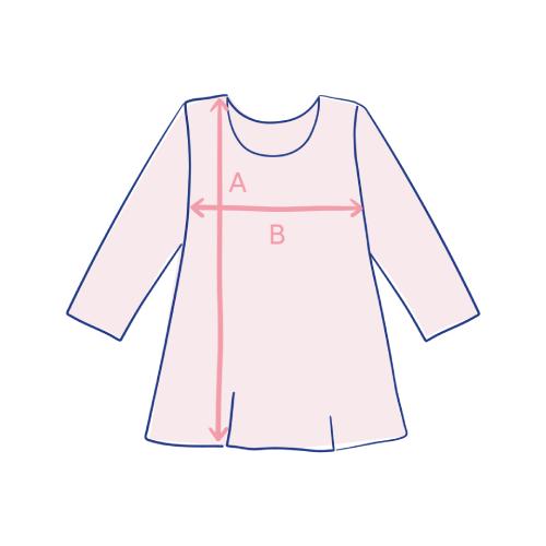 LangarmKleid