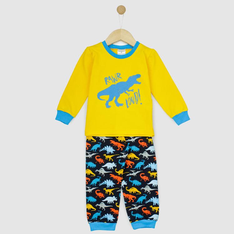 Motiv-Pyjama-Sets