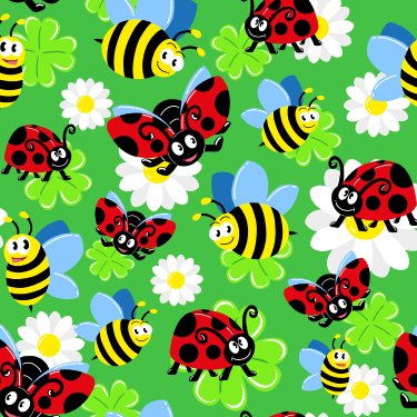 LadybugsAndBees