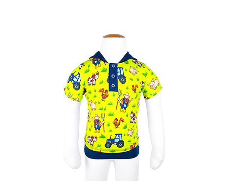 LittleHeroShirts-Kurzarm