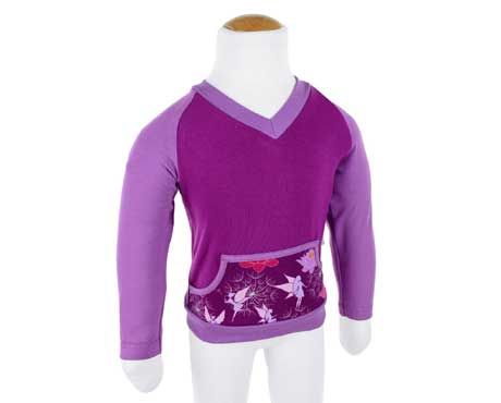 Raglanshirts-Pocketstyle
