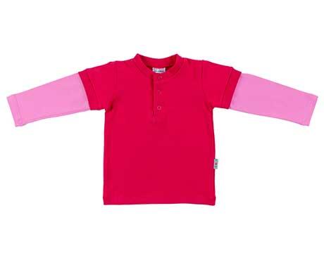 Uni-Langarm-T-Shirts