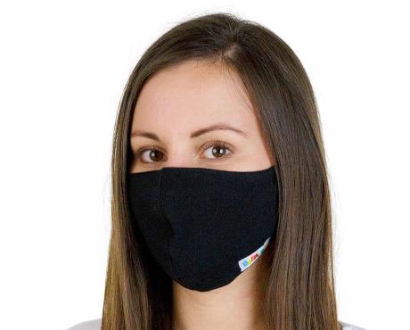 Uni-Masken mit Band