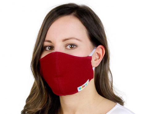 Uni-Masken mit Gummi