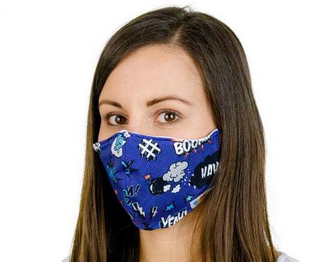 Masken mit Band