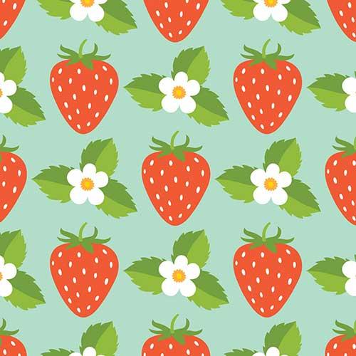 BabaubaStrawberries-Green