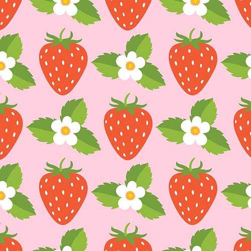 BabaubaStrawberries-Pink
