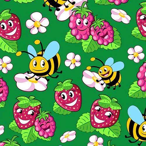 BeesAndStrawberries