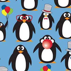 BubbleGum-Pinguine