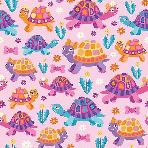 LadyTurtles-Pink