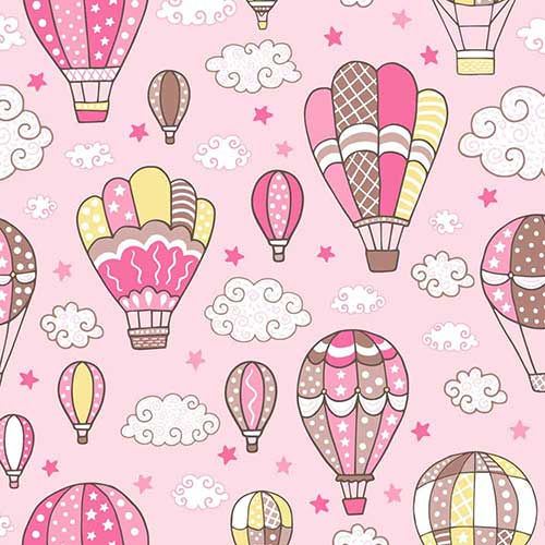 MontgolfiereBalloons-Pink