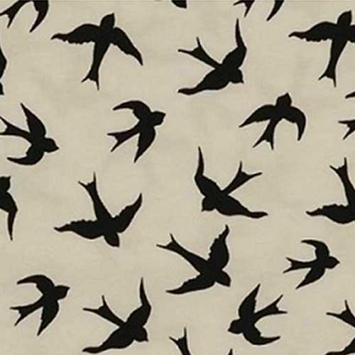 LovelySwallows-White