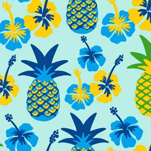 TropicalPineapple-Blue