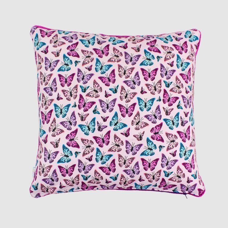 Kuschel-Polsterüberzug - GracefulButterflies