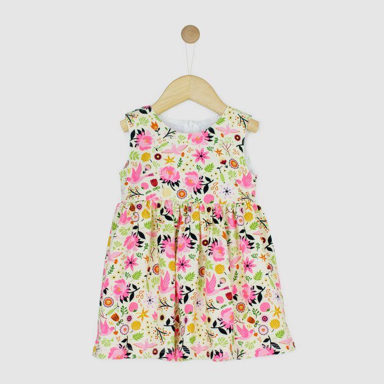 Festliches Kleidchen PeaceAndSpring