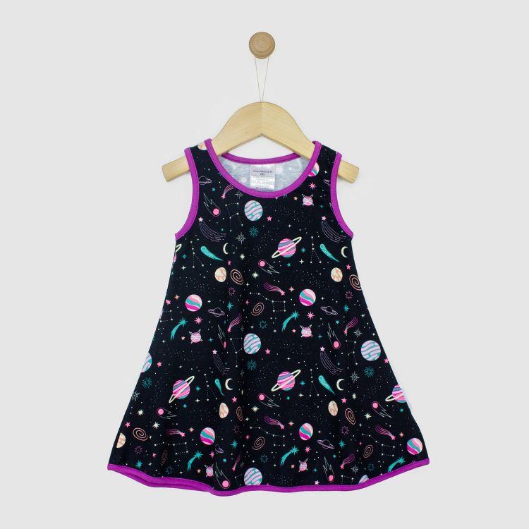 LittleMissSunshine-Dress SpaceGirl