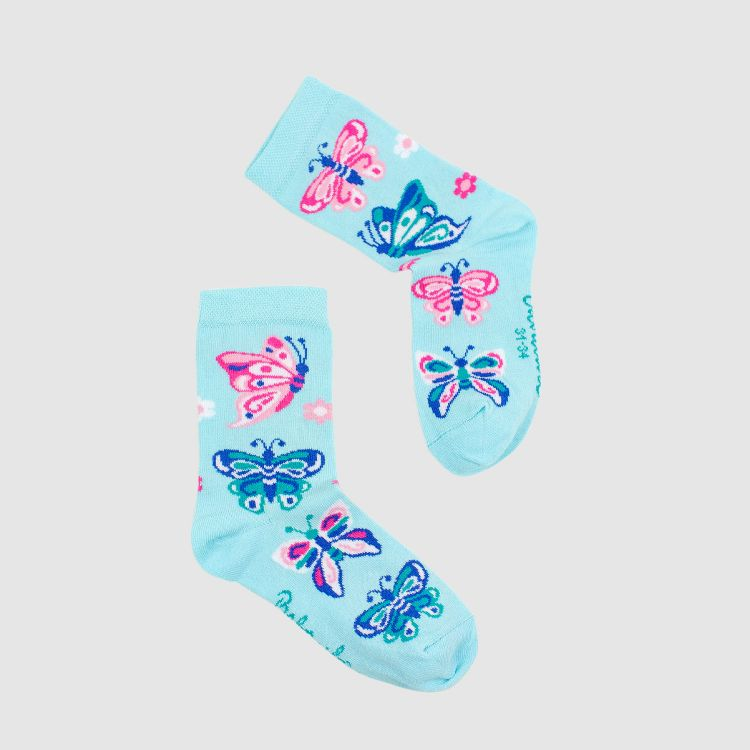 SockiSocks ButterfliesAndDaisies