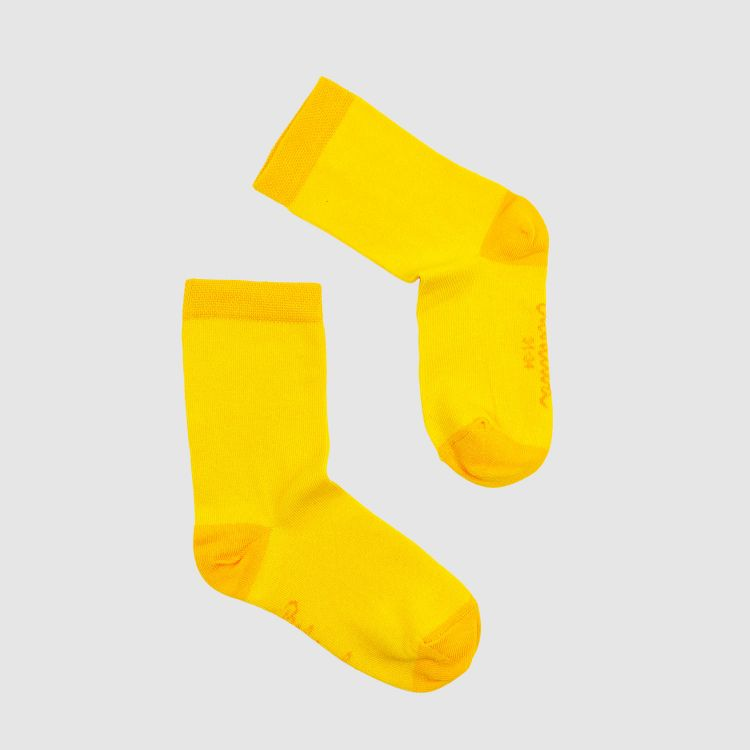 Baby-SockiSocks - Currygelb