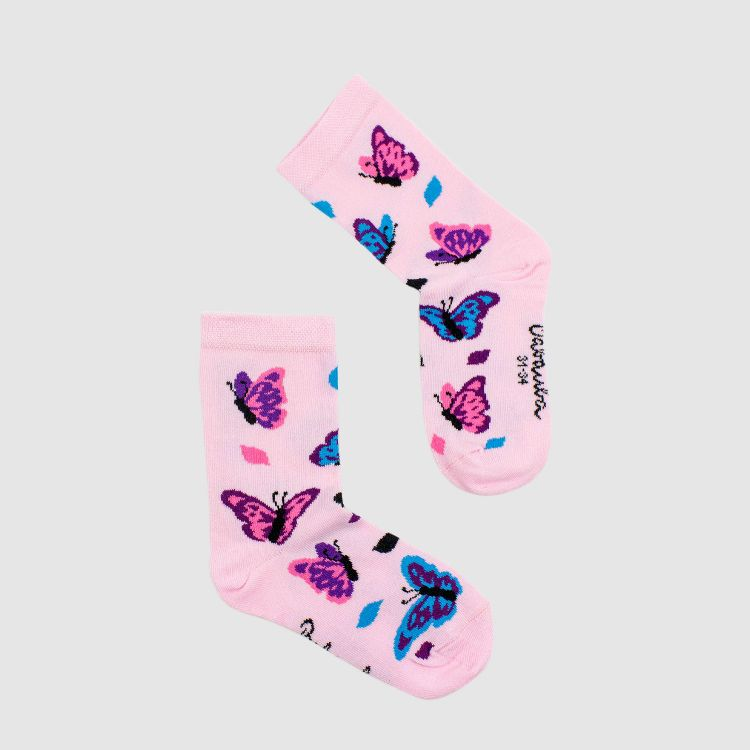 SockiSocks GracefulButterflies