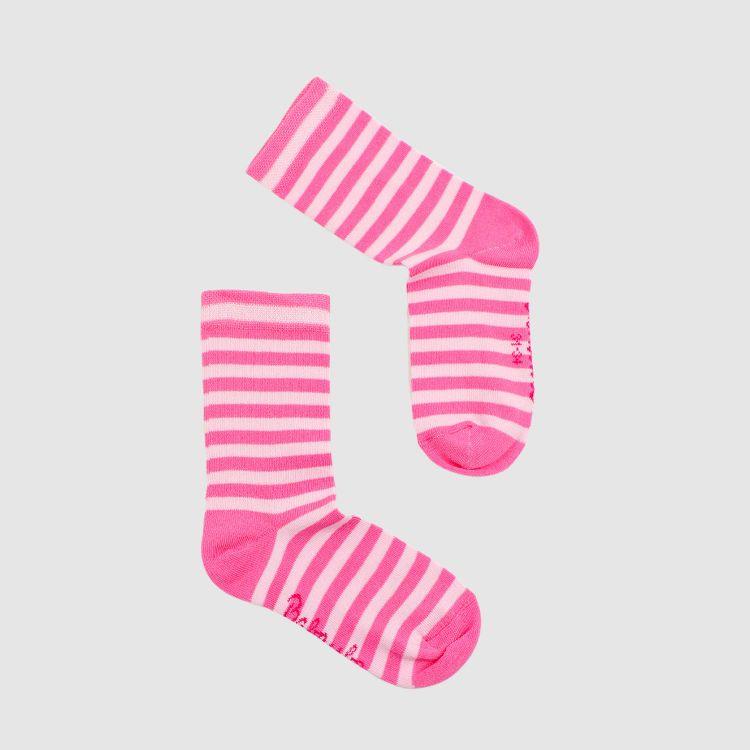 Woman-SockiSocks Stripes-Pink