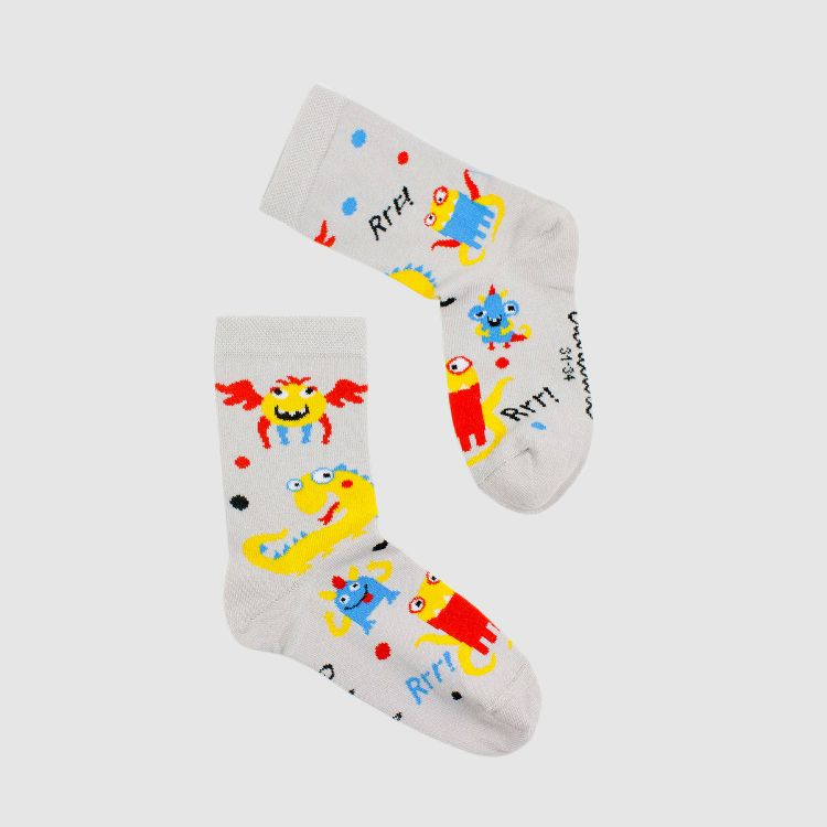 Kids-SockiSocks - WorldOfMonsters