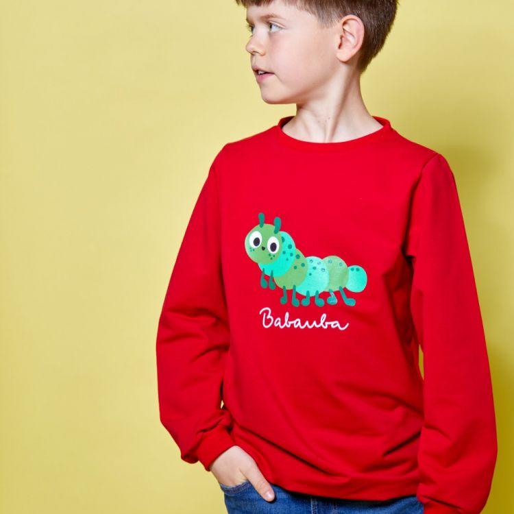 Sweater BugsBugsBugs-Rot