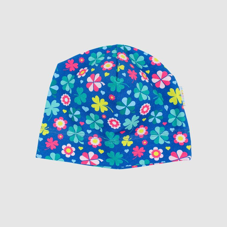 Baby-Beanie-ComfyStyle - ColorfulCloverLeaves