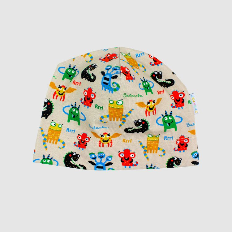 Baby-Beanie-ComfyStyle - WorldOfMonsters
