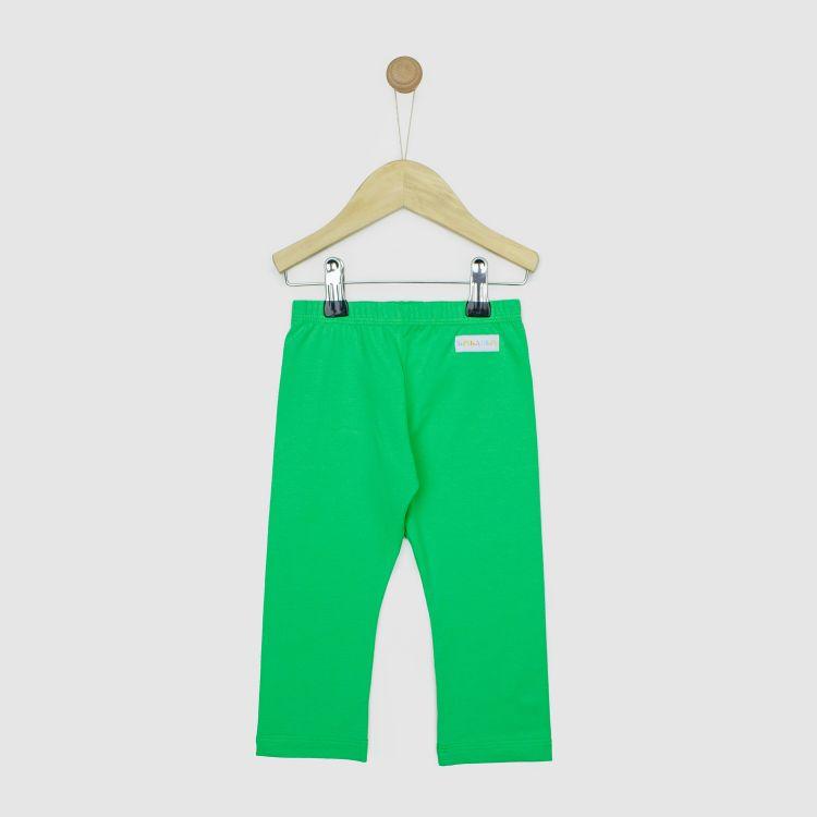 Baby-Uni-SkinnyPants - Grasgrün