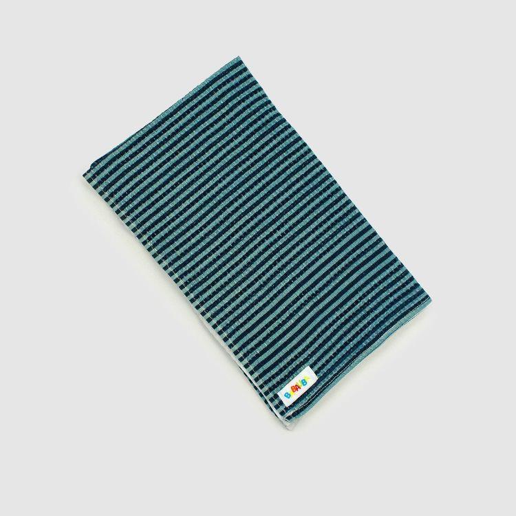 Geschirrtuch - Stripes-Black