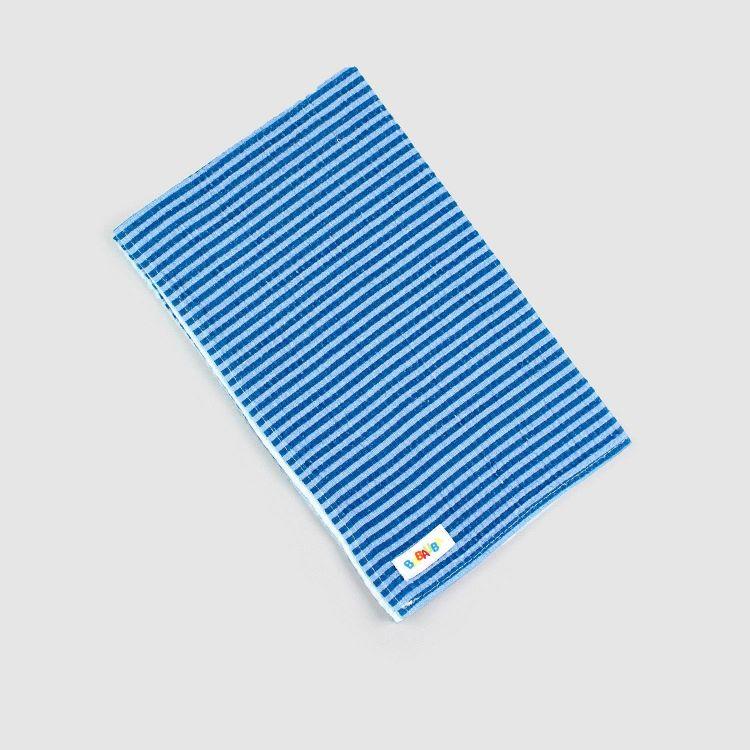 Geschirrtuch - Stripes-Dunkelblau