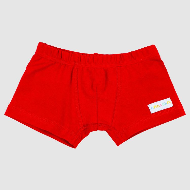 Uni-Boxershort Rot