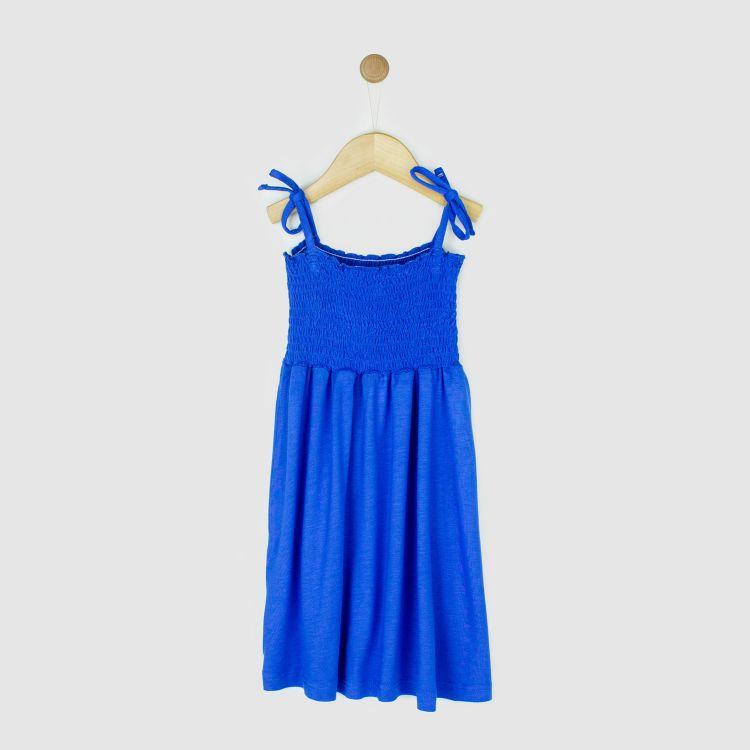 Girlie-Dress Königsblau