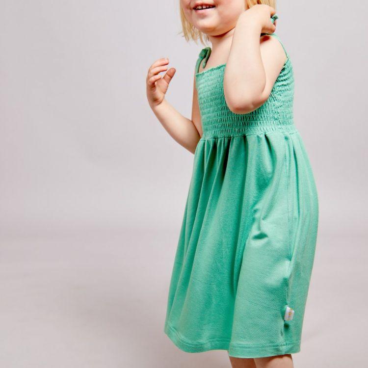 Girlie-Dress Lindgrün