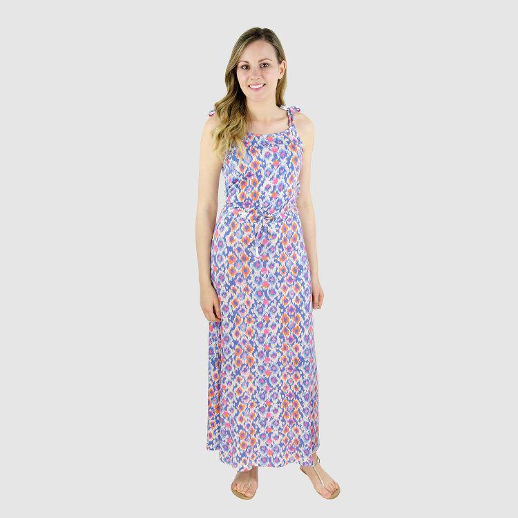 Woman-Long-Dress ColorsOfSummer