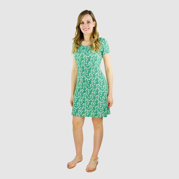 Woman-T-Shirt-Dress SummerDaisy