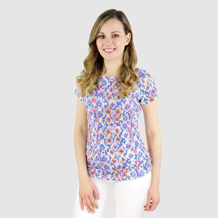 Viskose-Woman-T-Shirt ColorsOfSummer