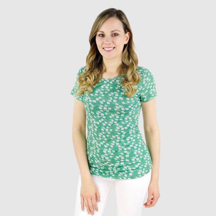 Viskose-Woman-T-Shirt - SummerDaisy