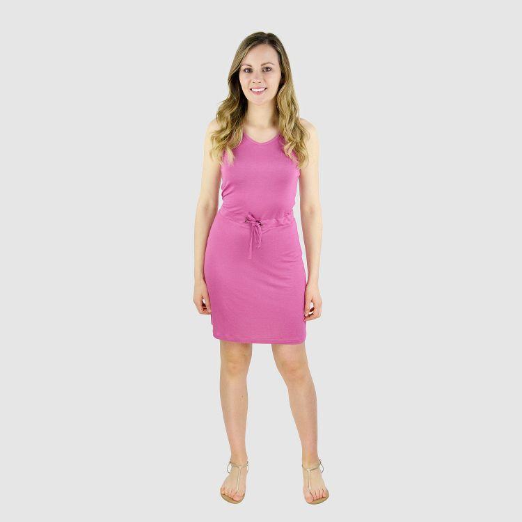 Woman-Dress Malve