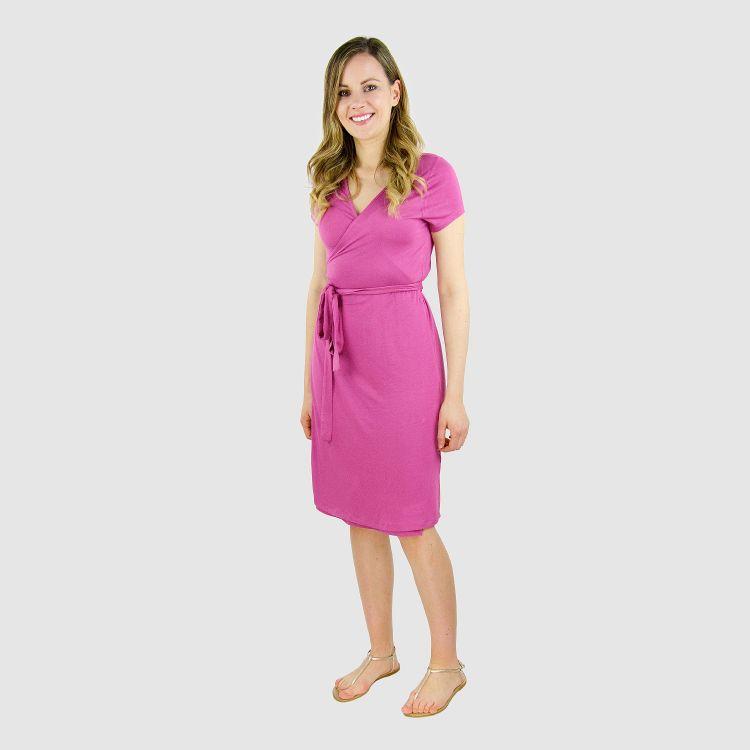 Woman-Wrap-Dress - Malve