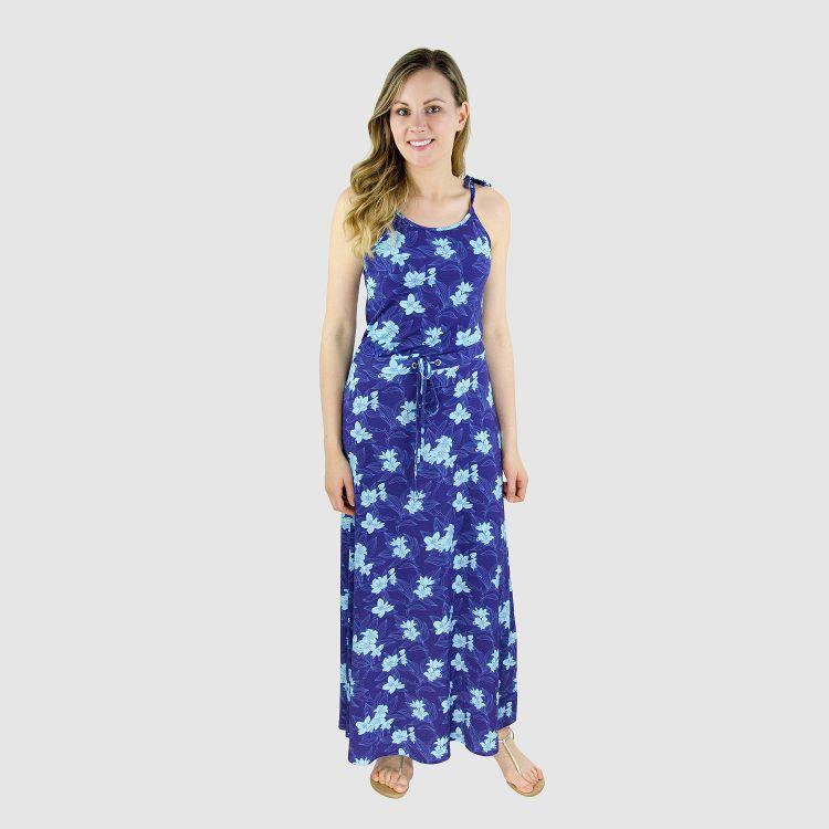 Woman-Long-Dress NightBloom