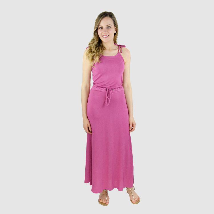 Woman-Long-Dress Malve