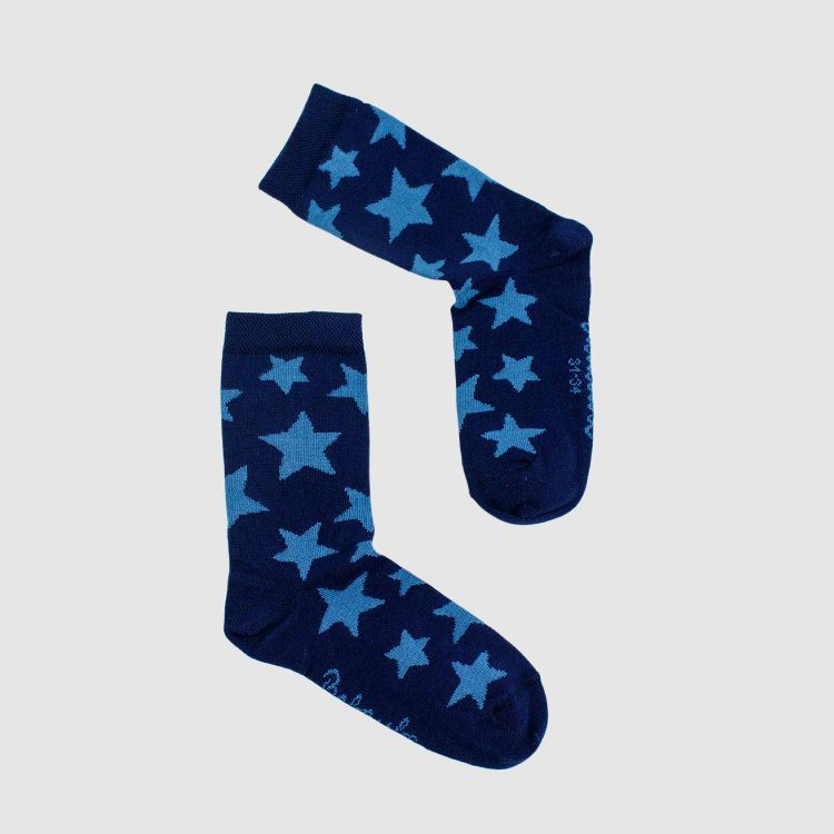Woman-SockiSocks NightSky-Blue
