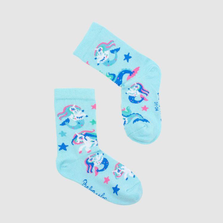 Woman-SockiSocks SeaUnicorns