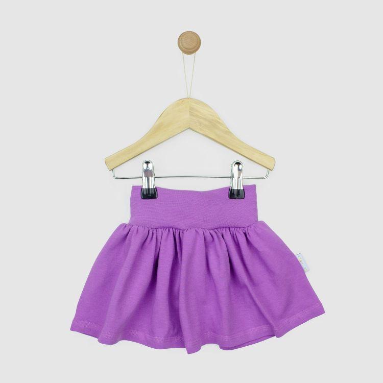 Uni-Röckchen Lavendel