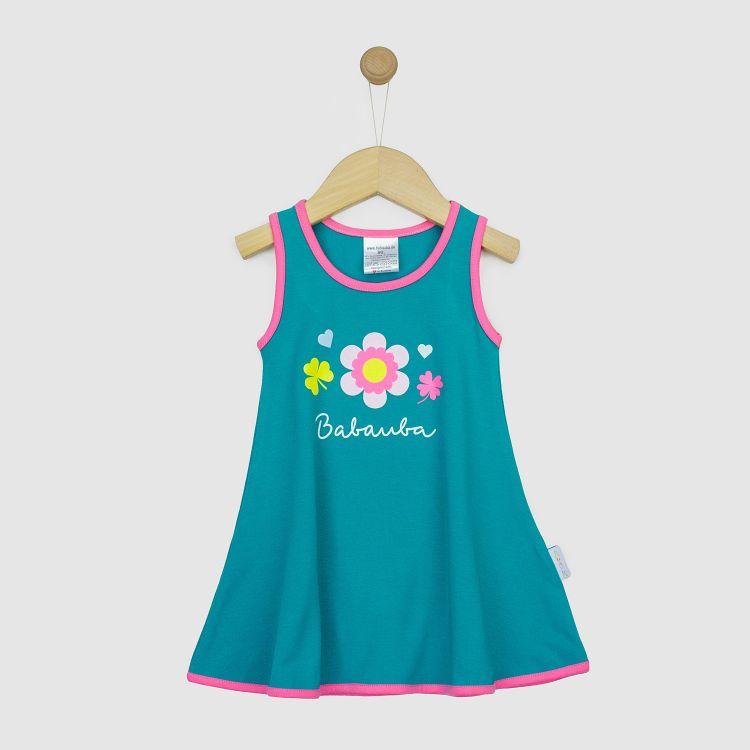 Hero-LittleMissSunshine-Dress ColorfulCloverLeaves