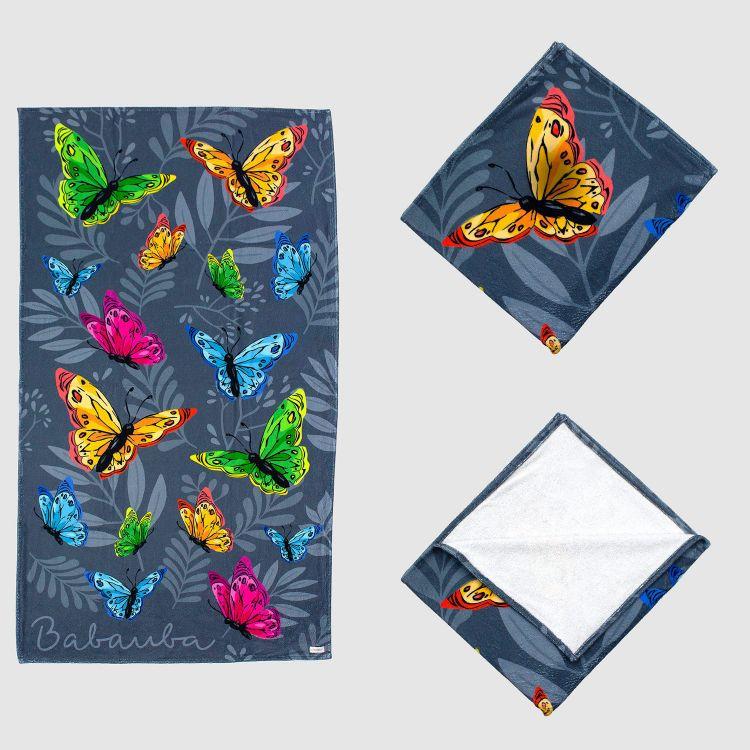 Badetuch DreamyButterflies