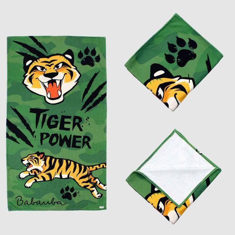 Badetuch TigerPower