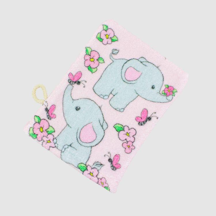 Waschlappen - CuteFlowerElephant