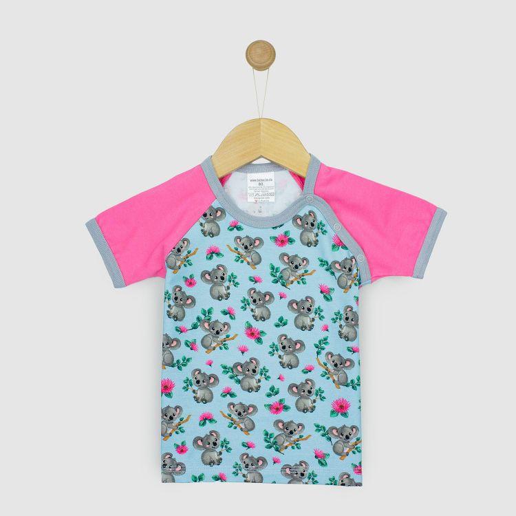 Kids-Raglanshirt-Freshstyle - CuteKoalas